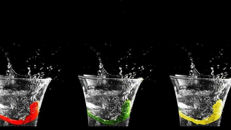 kozarci za vodo